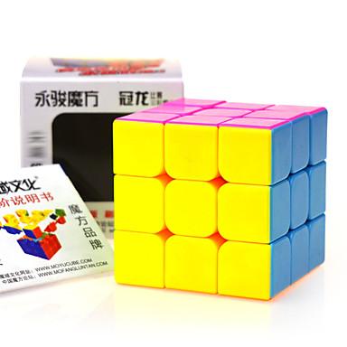 Rubik küp 3*3*3 Pürüzsüz Hız Küp Sihirli Küpler bulmaca küp profesyonel Seviye Hız ABS Dörtgen Yeni Yıl Çocukların Günü Hediye
