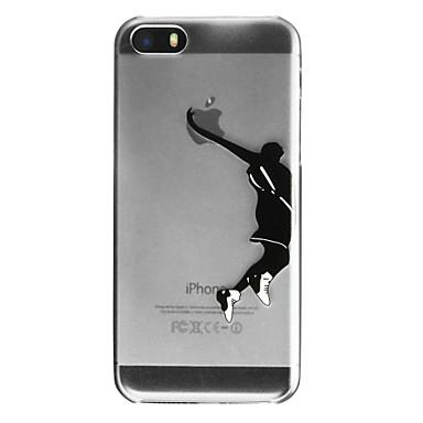 tok Για Apple Θήκη iPhone 5 iPhone 6 iPhone 6 Plus iPhone 7 Plus iPhone 7 Με σχέδια Πίσω Κάλυμμα Κινούμενα σχέδια Σκληρή PC για iPhone 7