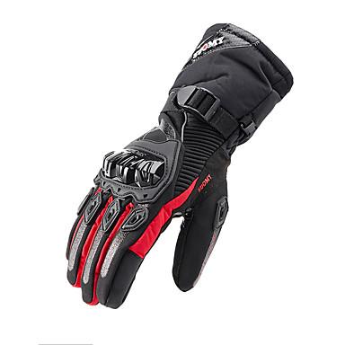 suomy wp-02 водонепроницаемые мотоциклетные перчатки зимние перчатки с сенсорным экраном зимние теплые ветрозащитные для мотоциклов катание на лыжах скейтборд
