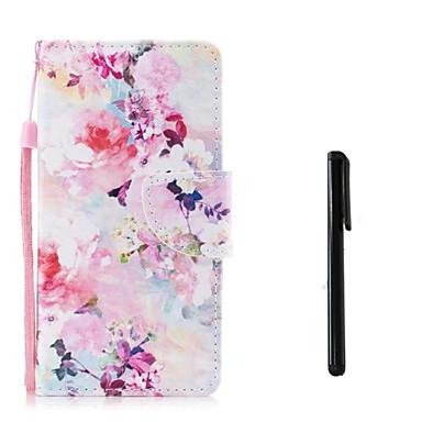 coque pour apple iphone x iphone 8 portefeuille porte carte clapet coque int grale fleur. Black Bedroom Furniture Sets. Home Design Ideas