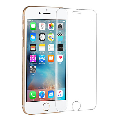 Недорогие Защитные пленки для iPhone 6s / 6 Plus-AppleScreen ProtectoriPhone 6s Уровень защиты 9H Защитная пленка для экрана 1 ед. Закаленное стекло / iPhone 6s Plus / 6 Plus