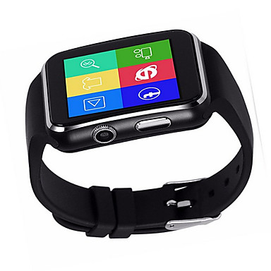 Uita-te inteligent X6 for Android Touch Screen / Rezistent la Apă / Calorii Arse Pedometru / Monitor de Activitate / Sleeptracker