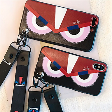 iPhone iPhone Per animati iPhone 06584696 8 Per 8 iPhone X iPhone Cartoni Plus retro disegno Morbido 7 per Plus Custodia TPU Fantasia Apple X aq7xxwzfU