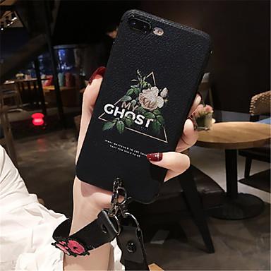 Plus Apple 06584541 iPhone Per Custodia disegno decorativo Per 7 iPhone Morbido per iPhone Fiore retro iPhone TPU Plus 8 8 Plus Fantasia 6 S054qxw4