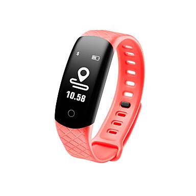 זול שעונים חכמים-CB608-1 שעון רב שימושי חכמים שעונים Android iOS Blootooth Smart בלותוט' תצוגת זמן דוחה מים עוקב מצב רוח Tracker דופק טיימר שעון עצר מזכיר שיחות / מד פעילות / מעקב שינה / תזכורת בישיבה / Alarm Clock