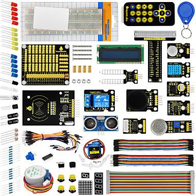 Kit Keyestudio ใยแก้ว แหล่งจ่ายไฟภายนอก