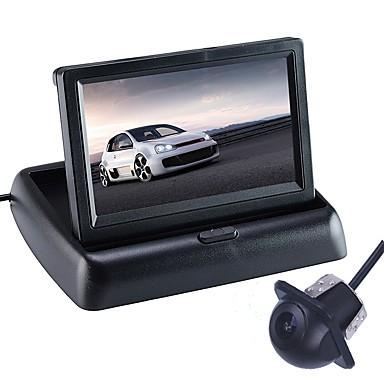 voordelige Auto-achteruitkijkcamera-ziqiao auto achteruitrijcamera omkeren visuele monitor systeem