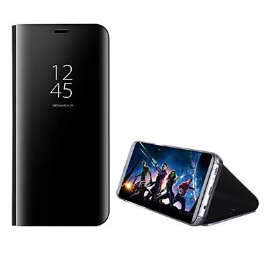 440768731e70e غطاء من أجل Samsung Galaxy Note 8 مع حامل   مرآة غطاء كامل للجسم لون سادة