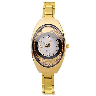 166f635c1 Dámské Náramkové hodinky Křemenný Černá / Stříbro / Zlatá Hodinky na běžné  nošení Velký ciferník Analogové