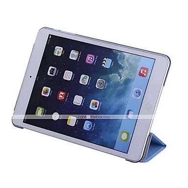 Кейс для Назначение Apple iPad iPad Mini 4 iPad Mini 3/2/1 iPad 4/3/2 iPad Air 2 iPad Air со стендом С функцией автовывода из режима сна