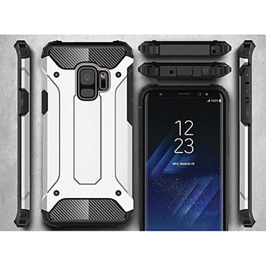 Carcasă Pro Samsung Galaxy S9 Plus / S9 Brnění Zadní kryt Brnění Pevné Kov pro S9 / S9 Plus / S8 Plus