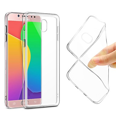 Case For Samsung Galaxy J7 (2017) J7(2016) Ultra-thin Transparent Body Back Cover Solid Colored Soft TPU for J7 (2017) J7 (2016) J7 J5