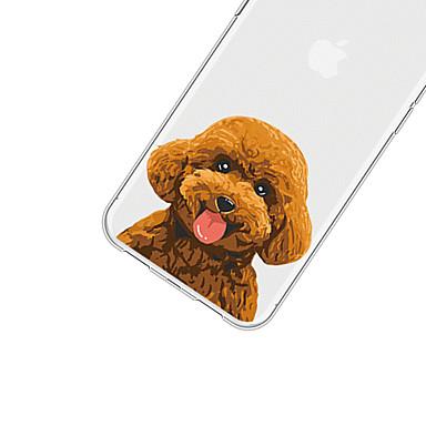iPhone Con animati Fantasia Per TPU Custodia cagnolino Per disegno 8 Plus Apple Animali 06639518 iPhone X Morbido X iPhone retro Cartoni per 6rEPx0wqP