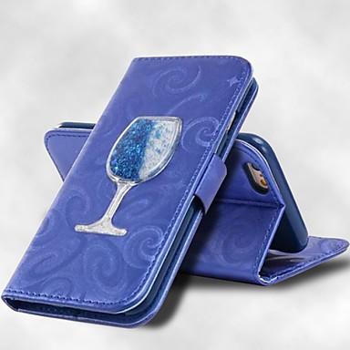 Kılıf Na Samsung Galaxy S8 Plus S8 Etui na karty Portfel Z podpórką Z płynem Pełne etui Solid Color Twarde Skóra PU na S8 Plus S8 S7 edge