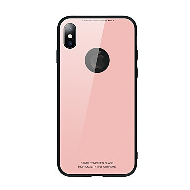 iPhone iPhone X Resistente unita Per Plus Tinta retro Plus iPhone 7 06611685 temperato 8 Vetro A 8 Per Custodia iPhone iPhone per specchio Apple X EqvzAAnH
