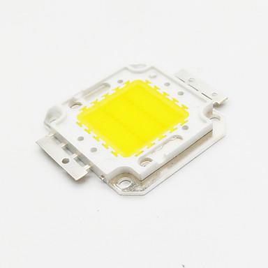 ZDM® 1pc 2500-3500 lm 30 V / 30-34V Ampul Aksesuarı LED Çip Aluminyum / Saf Altın Tel LED DIY LED Taşkın Işık Spot için 30 W