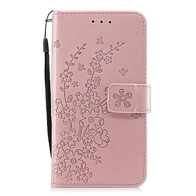 Porta portafoglio Fiore di 06677111 Con X A decorativo iPhone credito Per Resistente carte Apple iPhone Integrale Custodia 8 supporto pelle w8YPZx