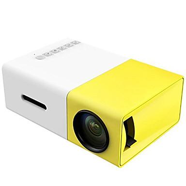 Χαμηλού Κόστους Αξεσουάρ Ήχου & Βίντεο-YG300 LCD LED Προτζέκτορας 400 lm Υποστήριξη 1080P (1920x1080) 24-60 inch / QVGA (320x240)