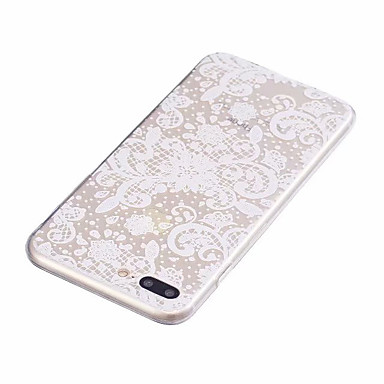 Plus X Fiore Morbido X decorativo TPU Fantasia iPhone per Per Plus retro Apple Per 8 iPhone Custodia disegno 06698647 iPhone 8 iPhone BOYTwq