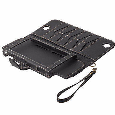 olcso Videojáték tartozékok-BNS2 Vezeték nélküli Tok védő Kompatibilitás Nintendo Switch ,  Hordozható Tok védő PU bőr 1 pcs egység