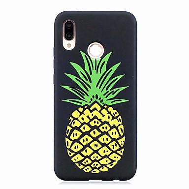 coque huawei p20 motif ananas