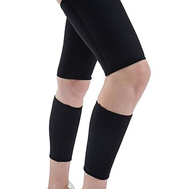 أكمام الساق إلى Fitness ركض أدوات السلامة النيوبرين 1 زوج الرياضة أسود