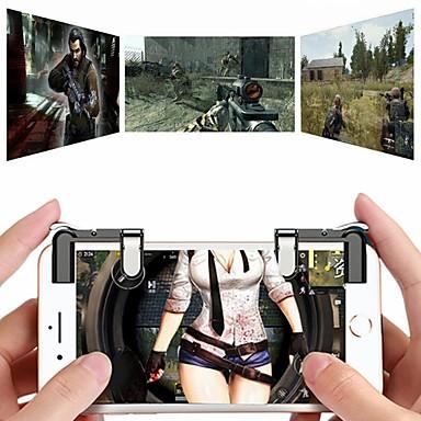 Controlerele jocurilor Pentru Android / iOS . Portabil Controlerele jocurilor MetalPistol 2 pcs unitate