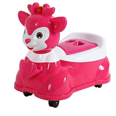 قعادة للأطفال / متعددة الوظائف / مع فرشاة تنظيف معاصر PP / ABS + PC 1PC اكسسوارات المرحاض / ديكور الحمام