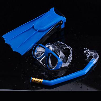 الغوص الحزم - قناع الغطس زعانف الغطس إشنركل - كنزة جافة حزام قابل للتعديل مكافحة الضباب سباحة تزلج على الماء مطاط الكمبيوتر الشخصي  إلى عن على أطفال