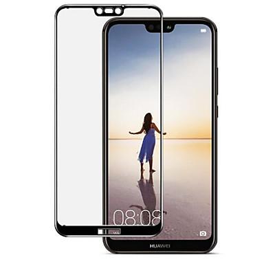 HuaweiScreen ProtectorHuawei P20 (HD) دقة عالية حامي شاشة أمامي 1 قطعة زجاج مقسي
