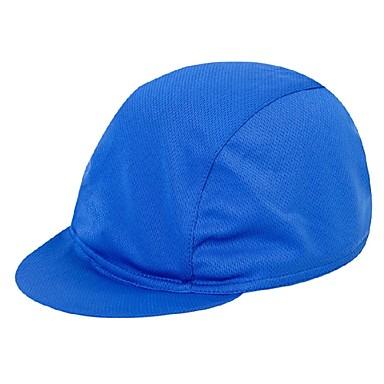 ieftine Căști-Căciulă Cycling Șapcă Culoare solidă Ușor Rezistent la UV Respirabil Ciclism Confortabil la umezeală Bicicletă / Ciclism Verde Militar Verde / Galben Bleumarin Poliester Elastan pentru Bărbați Pentru