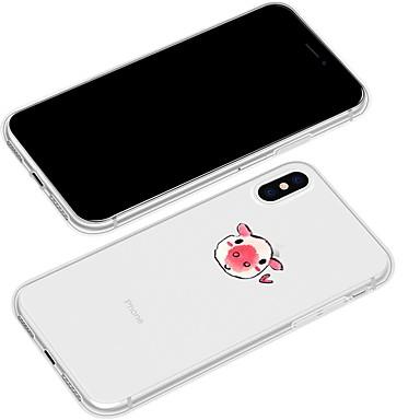 Fantasia Per iPhone Plus disegno X per retro TPU iPhone iPhone X 8 Apple iPhone Per Custodia iPhone 06766686 8 Cartoni animati Morbido Plus 8 dpx0wScAq
