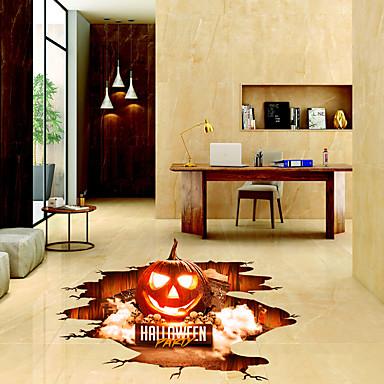 ملصقات الكلمة - لواصق Halloween / 3D غرفة الجلوس / غرفة النوم / دورة المياه