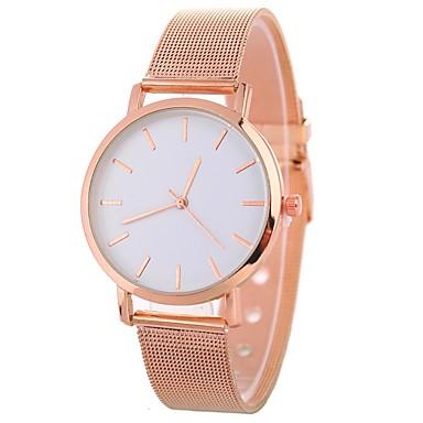 a2b0512ae6ee Xu™ Mujer Reloj de Vestir Reloj de Pulsera Relojes de Oro Cuarzo Negro    Plata   Dorado Nuevo ...