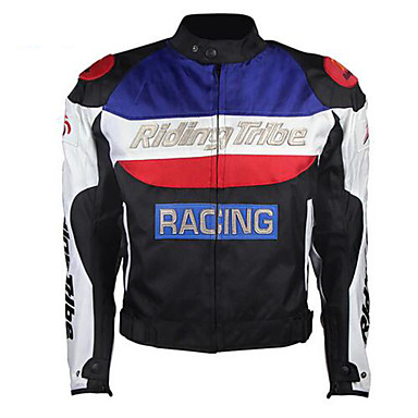RidingTribe JK-75 ملابس نارية Jacket إلى الجميع قماش اكسفورد / نايلون / قطن الشتاء مقاومة للاهتراء / حماية / متنفس