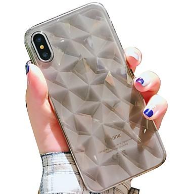 Ultra iPhone iPhone 8 Per iPhone Morbido sottile X unita Per Plus 8 per retro Plus Custodia iPhone Apple Tinta iPhone Transparente 8 06812432 X TPU WxT0nwIq