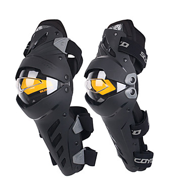 Scoyco دراجة نارية واقية إلى وسادة في الركبة الجميع PE / EVA ضد الصدمات / حماية / من السهل خلع الملابس