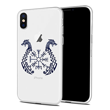 per TPU Morbido X iPhone Plus iPhone Apple retro iPhone animati Cartoni 8 8 Custodia Plus Fantasia Per iPhone 06766684 X Per 8 iPhone disegno OWAwRn6Z
