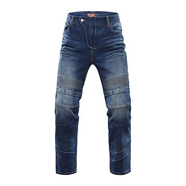 DUHAN DK-018 ملابس نارية بنطلوناتforالجميع جينزات كل الفصول مقاومة للاهتراء / حماية / متنفس
