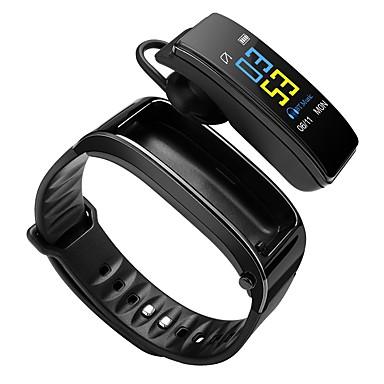 זול שעונים חכמים-BoZhuo Y3 Plus יוניסקס חכמים שעונים Android iOS Blootooth עמיד במים מוניטור קצב לב כלוריות שנשרפו שיחות ללא מגע יד מעקב אימון מד צעדים מזכיר שיחות מעקב שינה תזכורת בישיבה Alarm Clock / 200-250