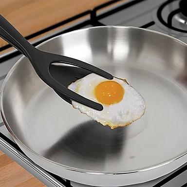 ABS غرفة الطعام والمطبخ ملعقة الصيدلي عازل للحرارة تصميم جديد المطبخ الإبداعية أداة أدوات أدوات المطبخ Everyday Use للحوم لبيض 1PC