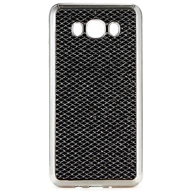 voordelige Galaxy J-serie hoesjes / covers-hoesje Voor Samsung Galaxy J7(2017-Sky Pro / V / Perx) / J7 Duo / J7 Prime DHZ Achterkant Glitterglans Zacht TPU