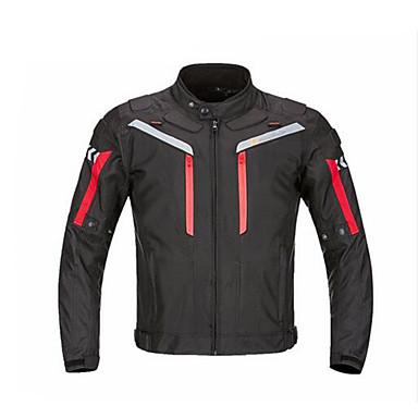 RidingTribe JK-40 ملابس نارية Jacketforالرجال قماش اكسفورد / نايلون شتاء مقاومة للاهتراء / ضد الماء / حماية