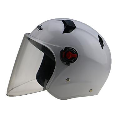 SENHU SH-975 Halvhjälm Vuxen Unisex Motorcykel Hjälm Anti-Dimma   Snabbhet    Stöttålig c81883aaaa2a1