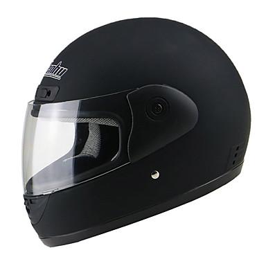 SENHU S168 Halvhjälm Vuxen Unisex Motorcykel Hjälm Anti-Dimma   Snabbhet    Stöttålig fa0cb1f11eda4