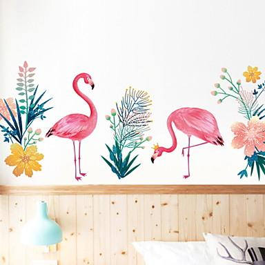 لواصق حائط مزخرفة - ملصقات الحائط الحيوان حيوانات داخلي