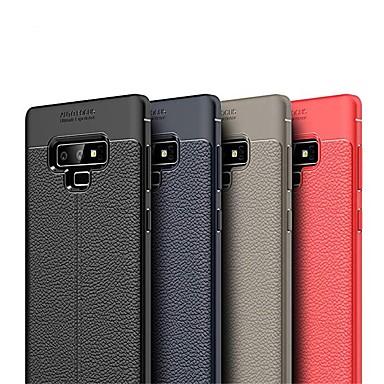 غطاء من أجل Samsung Galaxy Note 9 / Note 8 نحيف جداً غطاء خلفي لون سادة ناعم TPU