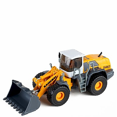 لعبة سيارات سيارة الإطفاء Backhoe Loader سيارة الحفريات تصميم جديد سبيكة معدنية الطفل مراهق الجميع صبيان فتيات ألعاب هدية 1 pcs