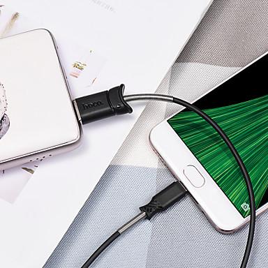 hoco micro USB عالية السرعة / سريع تهمة كابل سامسونج / هواوي / xiaomi لمدة 120 سم ل Tpe