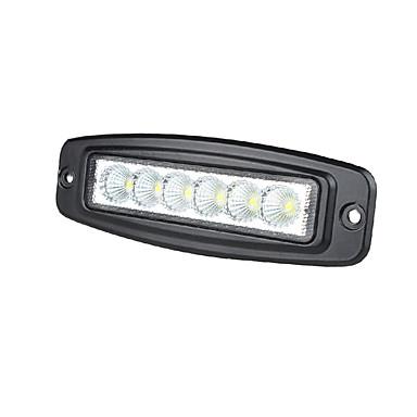 Lights Maker 1 قطعة سيارة لمبات الضوء 30 W SMD 3030 6 LED مصباح الرأس من أجل عالمي كل السنوات